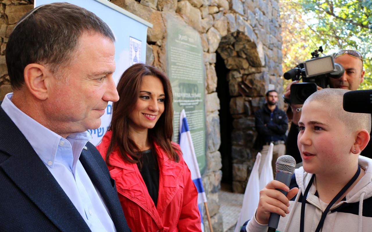 הטלוויזיה הקהילתית בכנסת ישראל