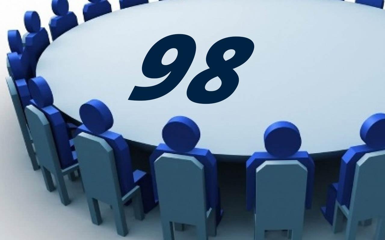 מפגש של נציגי האגודה הישראלית לתקשורת קהילתית עם