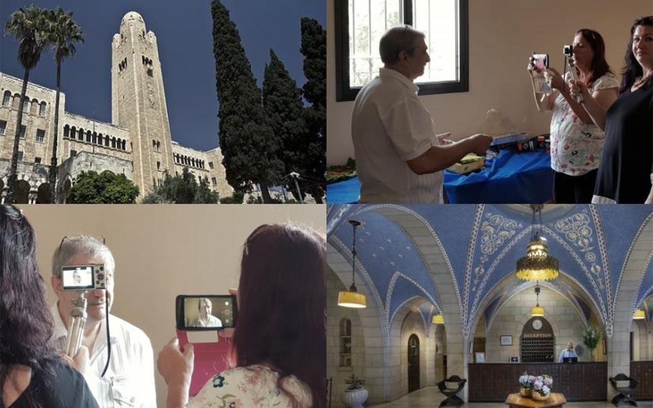 סדנת בימוי וצילום בירושלים